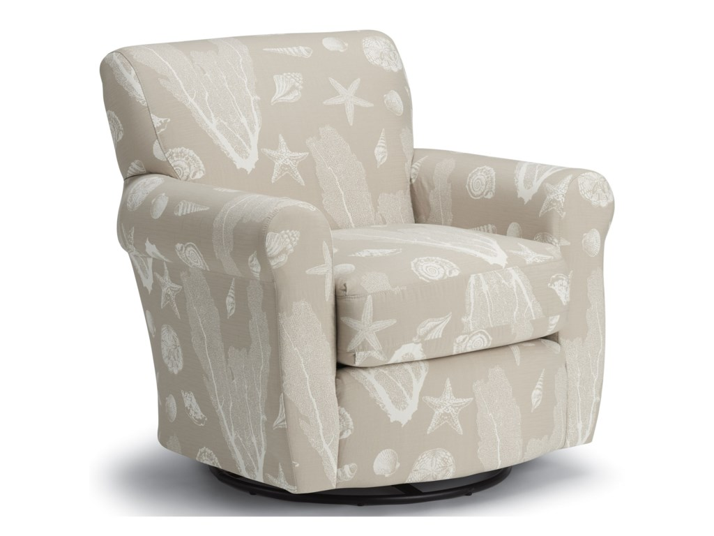 Best Home Furnishings GemilySwivel Glider Chair