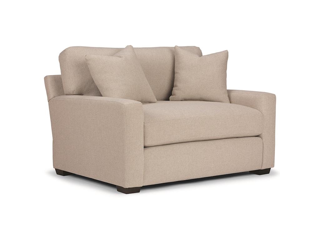 Best Home Furnishings HannahClub Chair