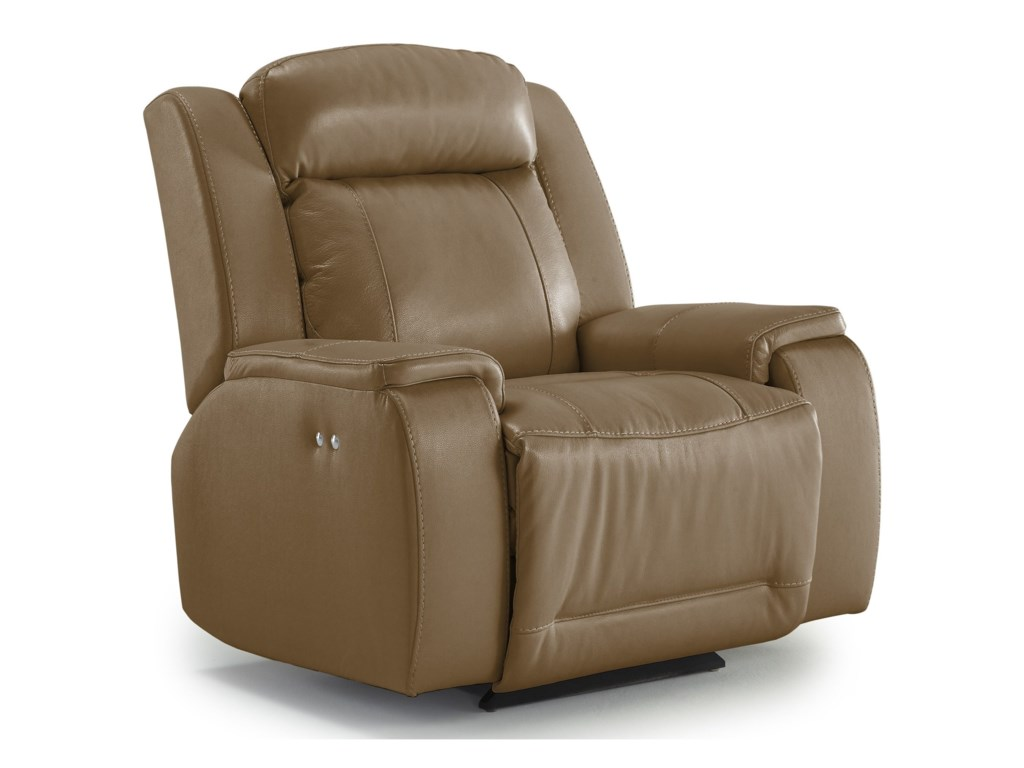 Best Home Furnishings HardistyPower Rocker Recliner