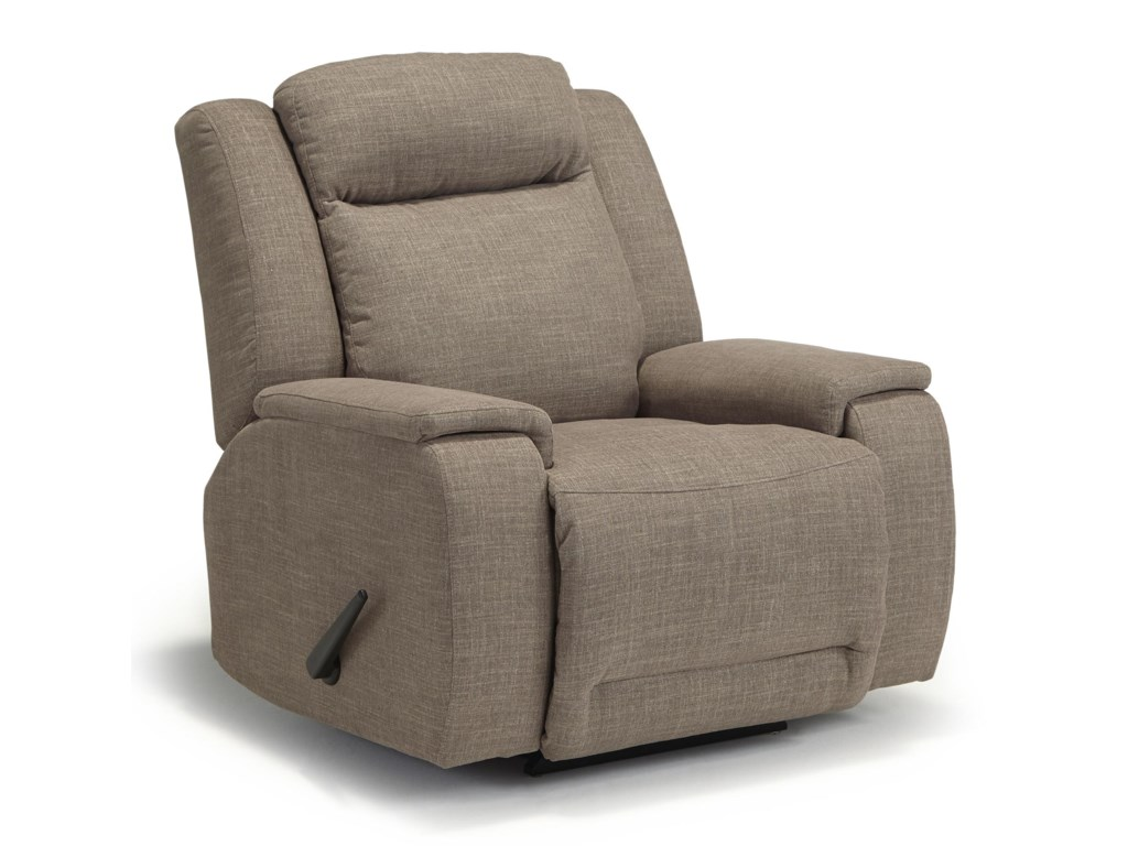Best Home Furnishings HardistySwivel Rocker Recliner