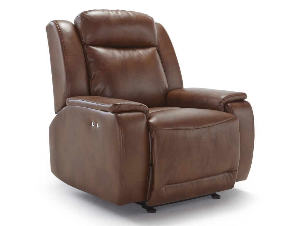 Best Home Furnishings HardistyPower Space Saver Recliner