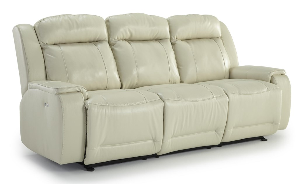 Best Home Furnishings Hardisty S680ca4 Casual Reclining Sofa With  ~ Two Cushion Reclining Sofa