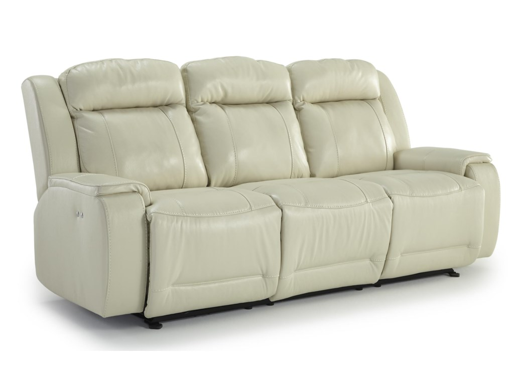 Best Home Furnishings HardistyPower Reclining Sofa