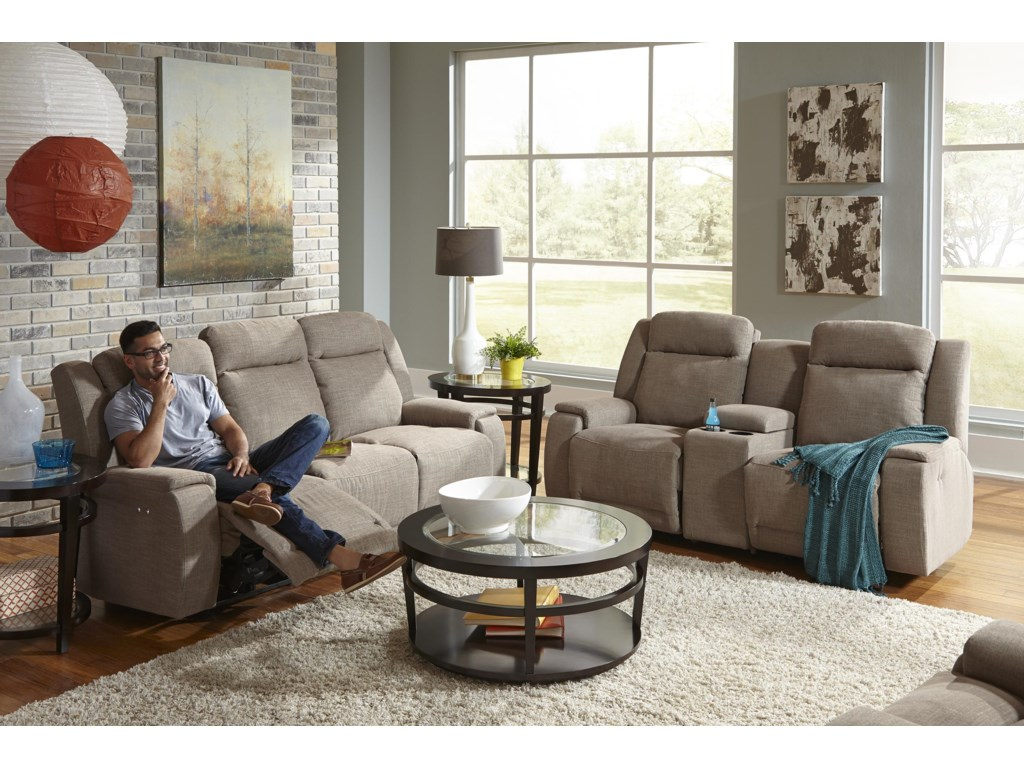Best Home Furnishings HardistyReclining Sofa