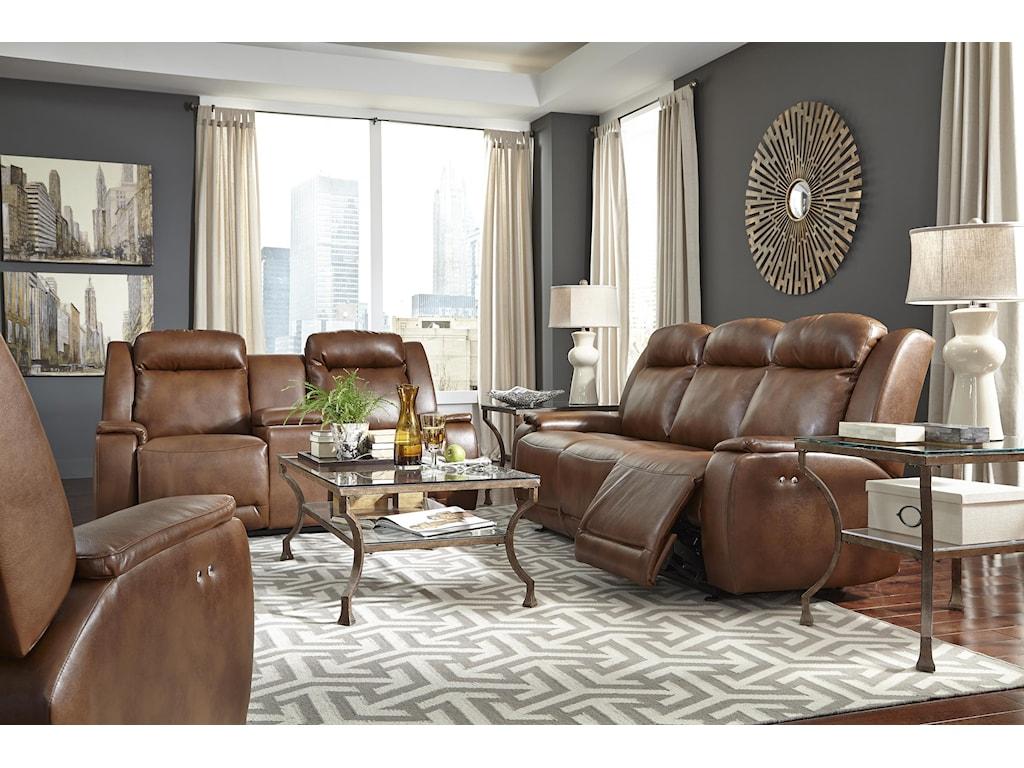 Best Home Furnishings HardistyPower Reclining Sofa