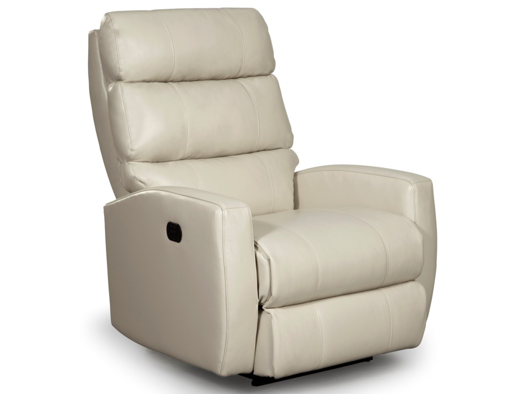 Best Home Furnishings HillariePower Space Saver Recliner w/ Pwr Headrest