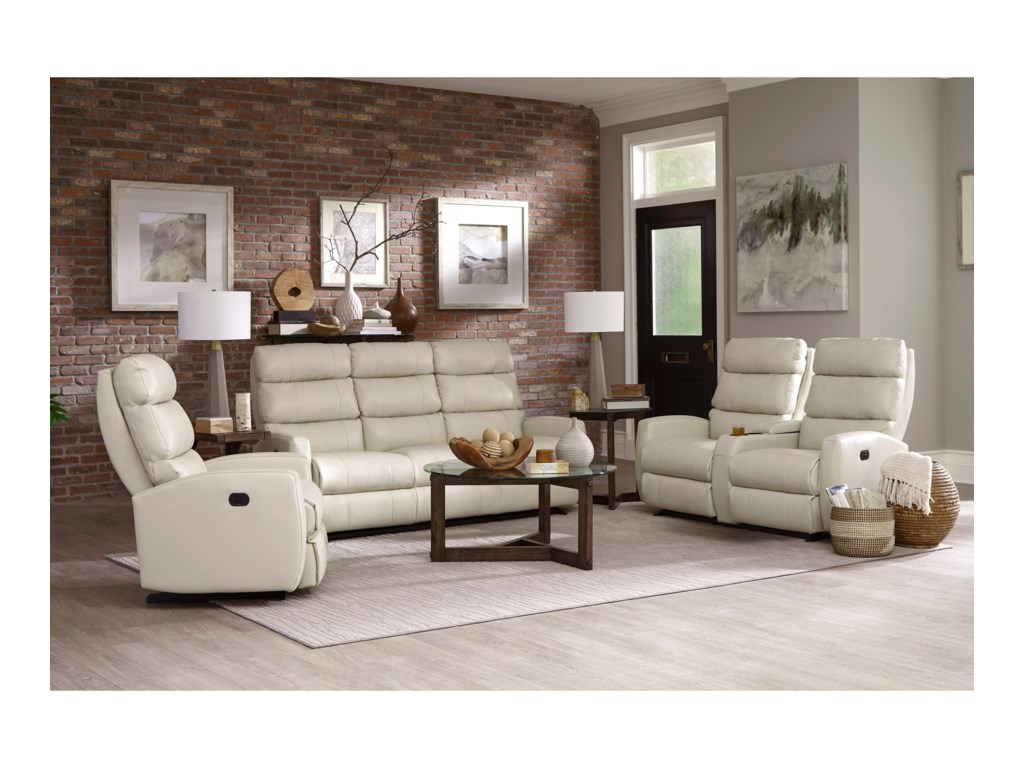 Best Home Furnishings HillariePower Reclining Living Room Group