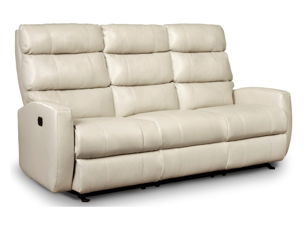 Best Home Furnishings HillariePower Reclining Space Saver Sofa