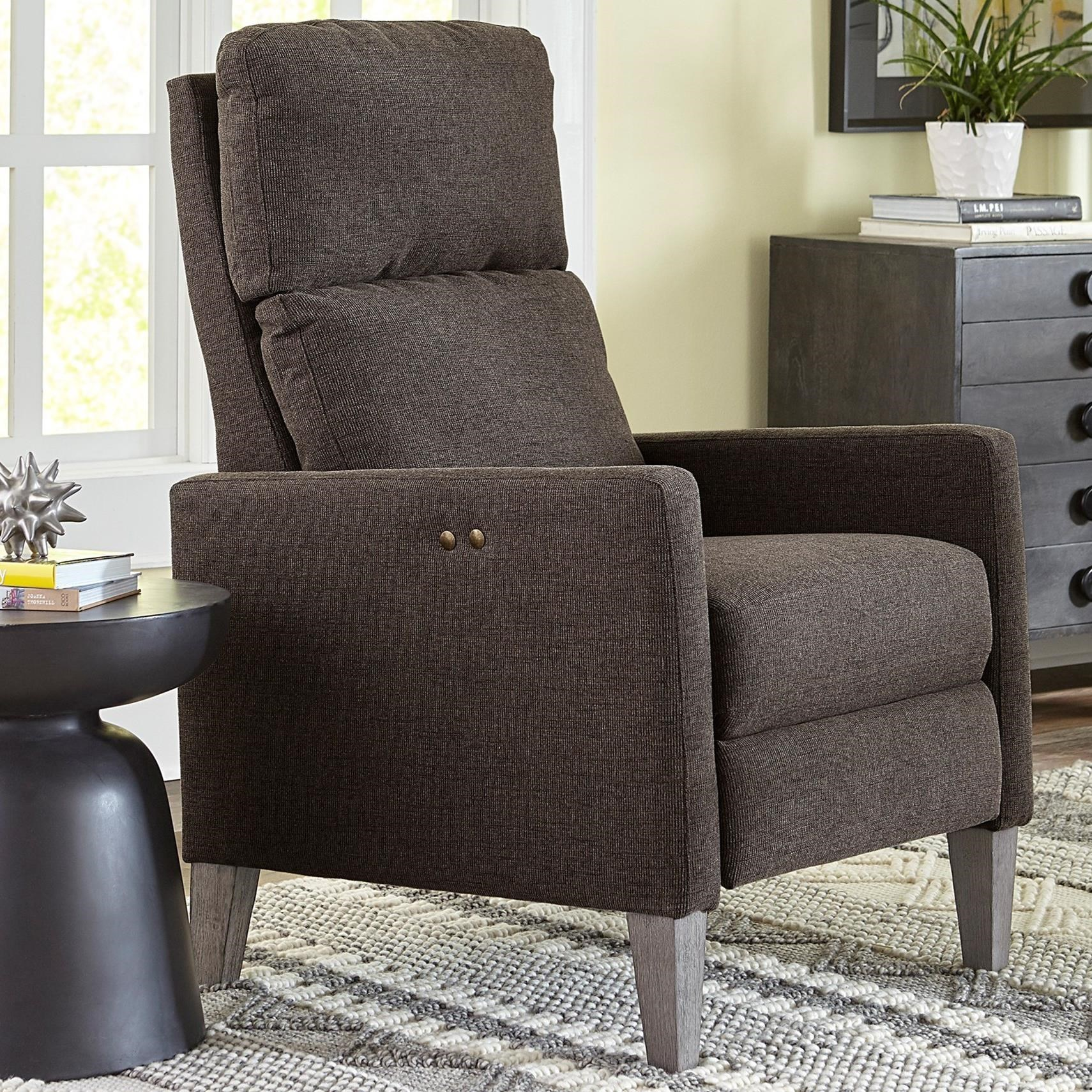 Small Scale Push Back Recliner