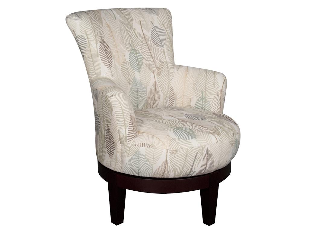 Studio 47 JaydaJayda Swivel Chair