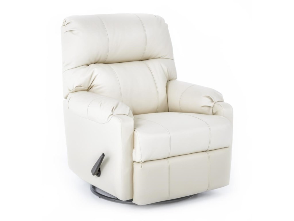 Best Home Furnishings JoJoSwivel Rocker Recliner