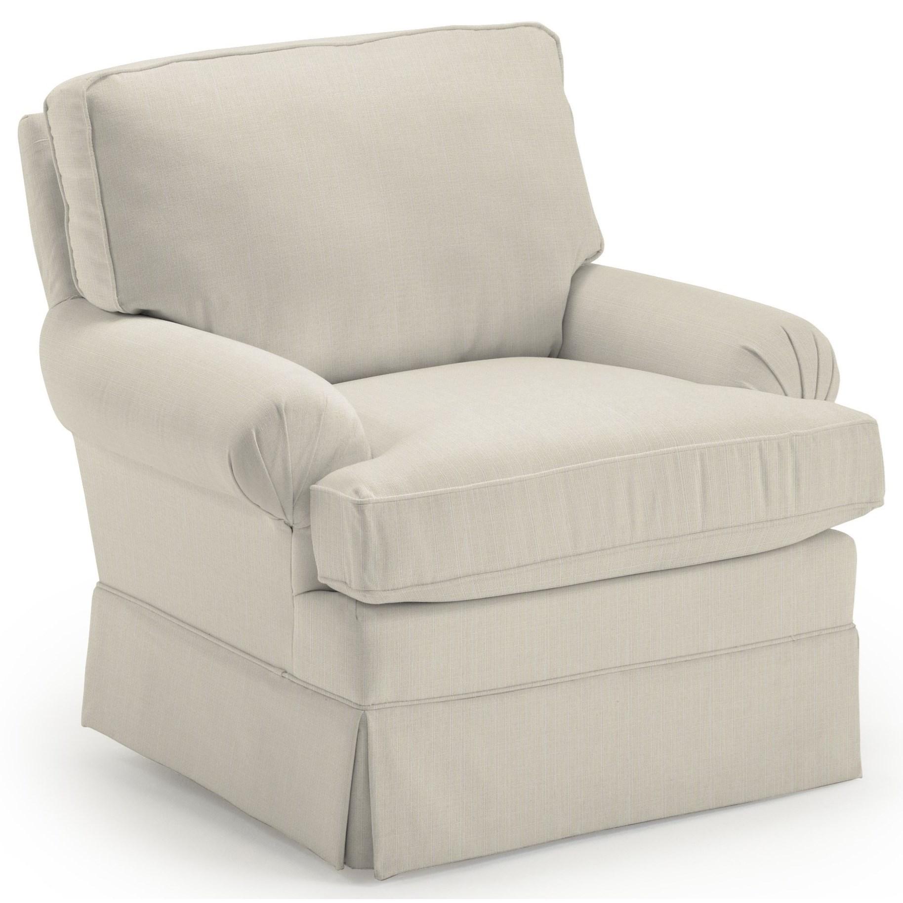 Charmant Best Home Furnishings KamillaKamilla Club Chair