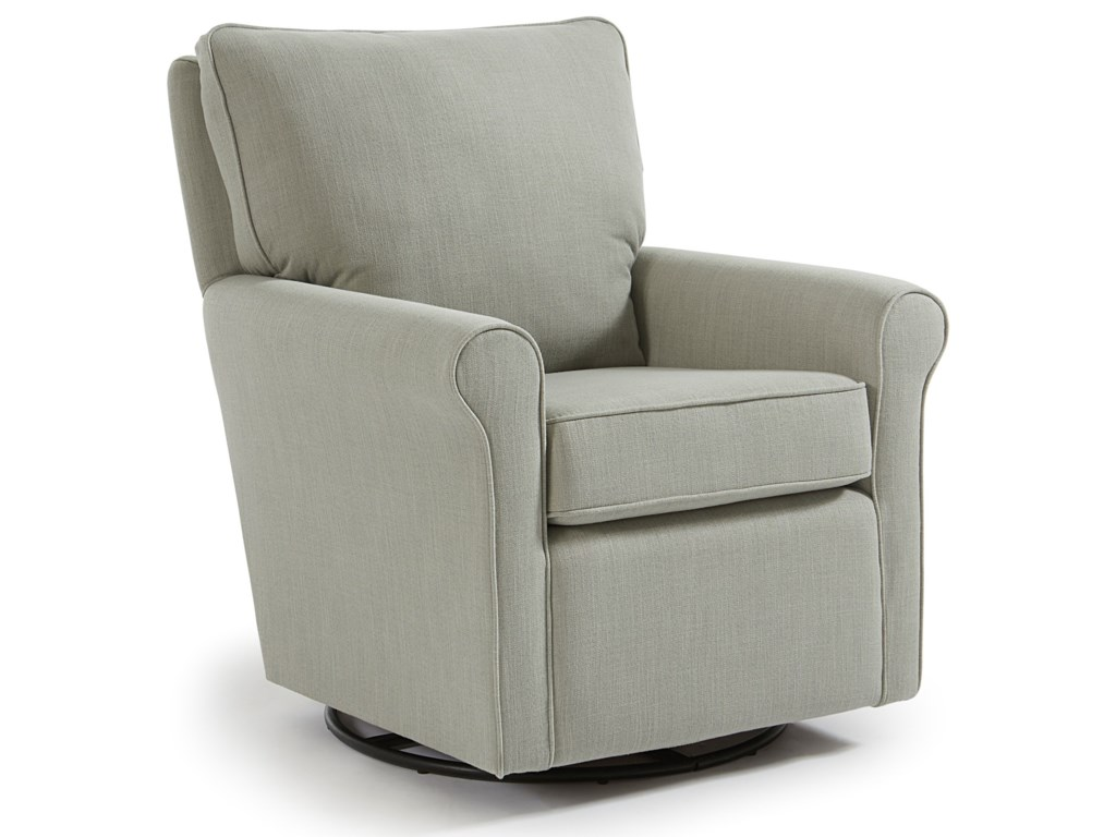 Best Home Furnishings KaceySwivel Glider Chair
