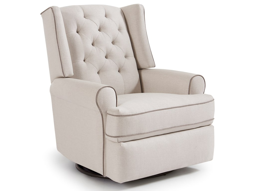Best Home Furnishings KendraSwivel Glider Recliner