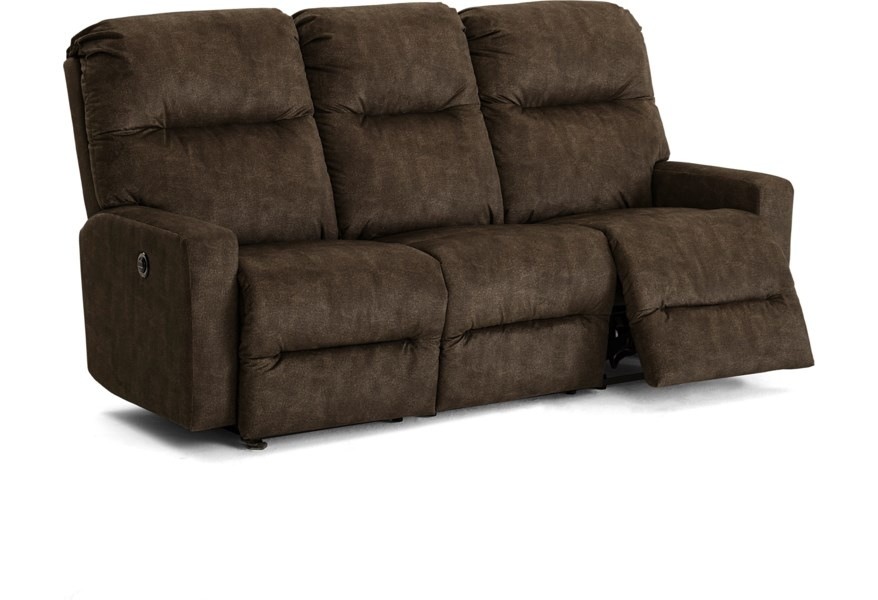 Best Home Furnishings Kenley Contemporary Power Reclining ...
