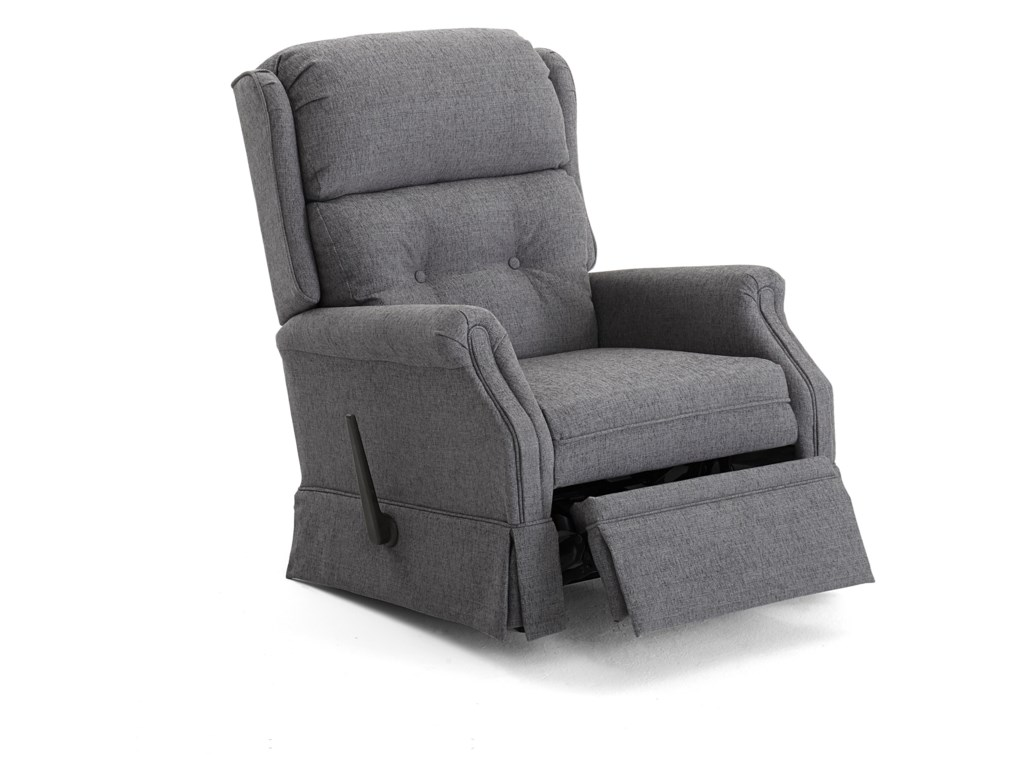 Best Home Furnishings KensettPower Swivel Glider Recliner