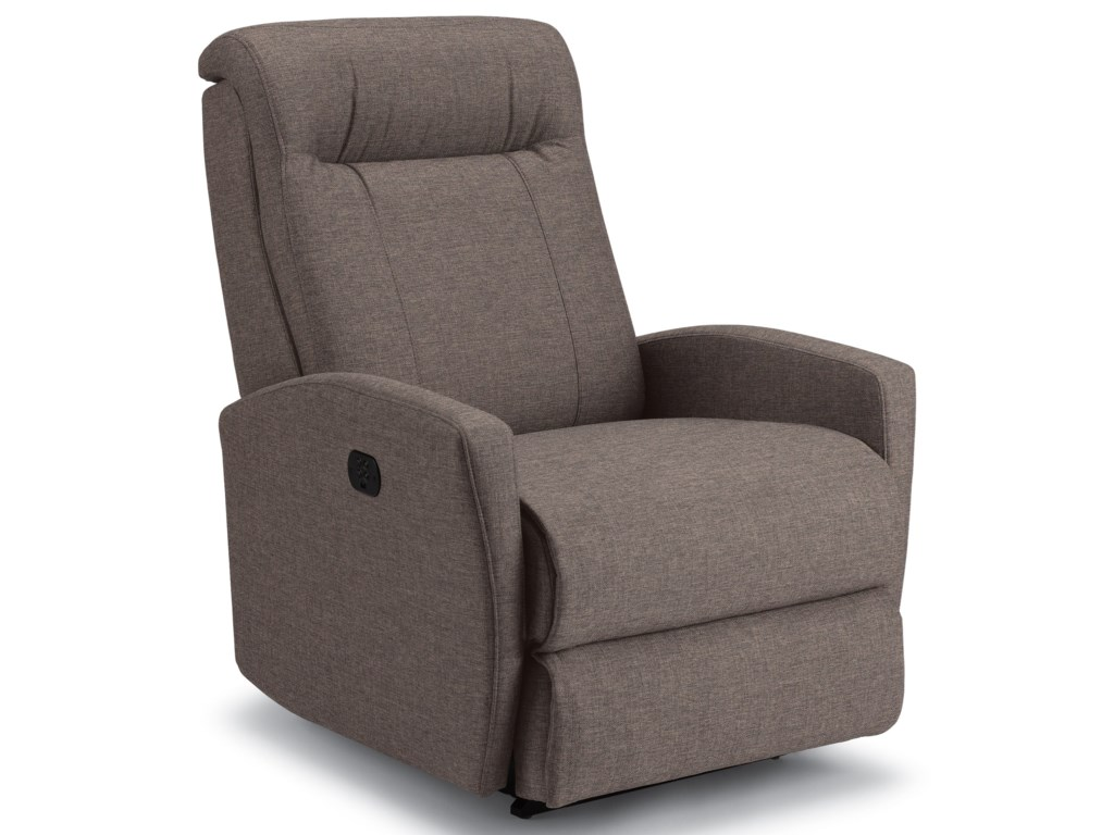 Best Home Furnishings KupSwivel Rocker Recliner