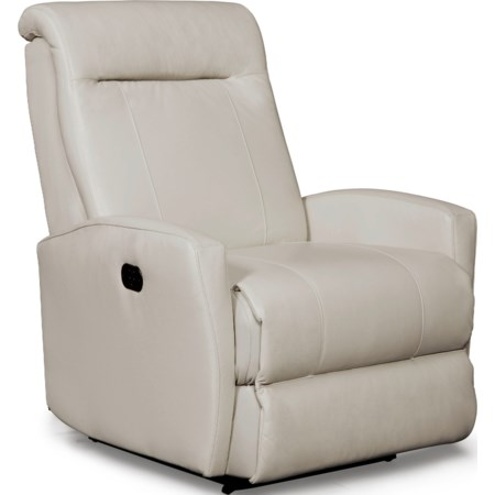 Power Tilt Headrest Rocker Recliner