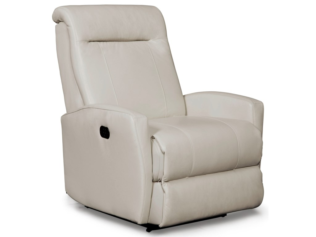 Best Home Furnishings KupPower Tilt Headrest Rocker Recliner