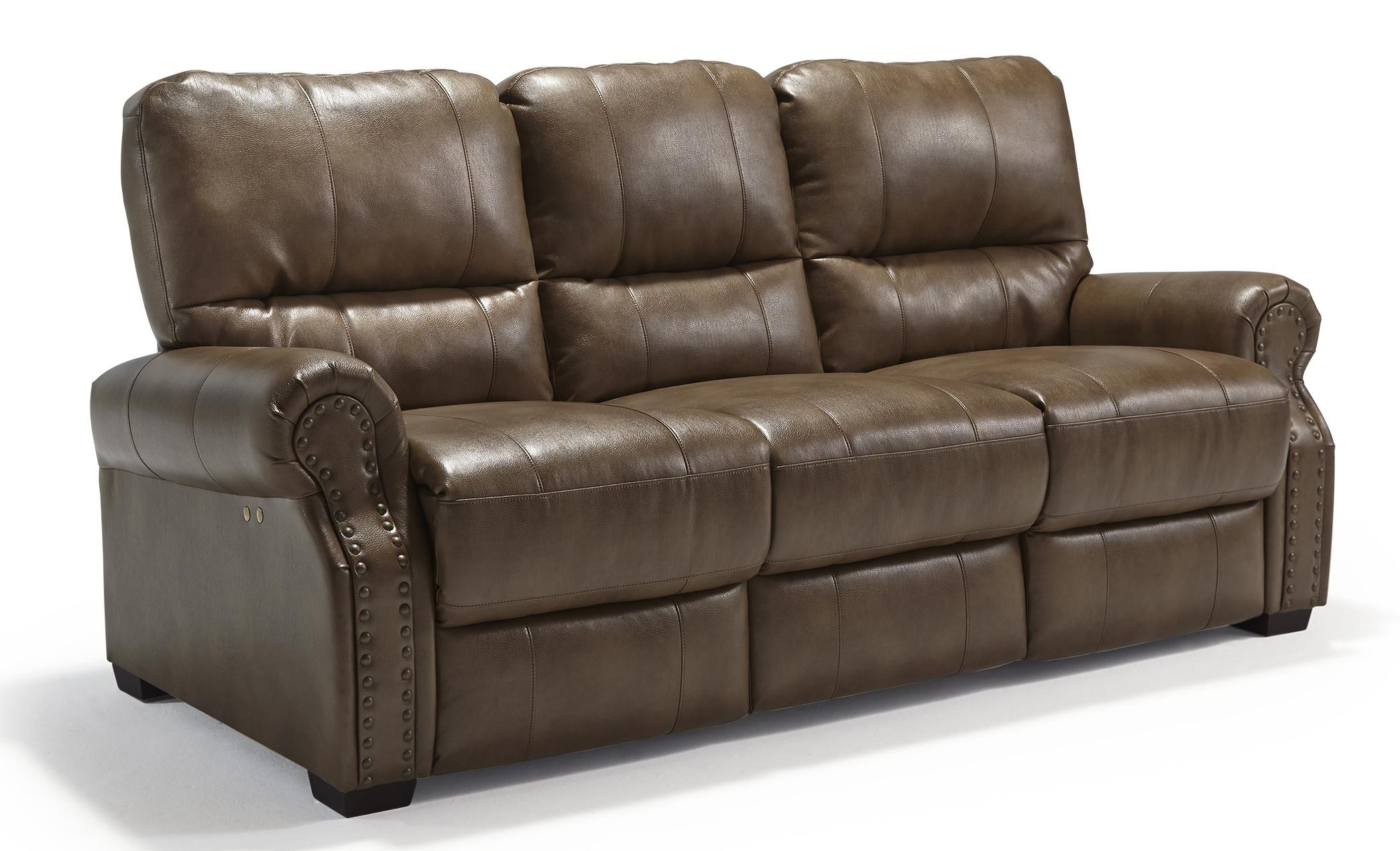 Best Home Furnishings Lander Transitional Power Reclining Sofa with Rolled Arms and Nailhead Studs  sc 1 st  Wayside Furniture & Best Home Furnishings Lander Transitional Power Reclining Sofa ... islam-shia.org
