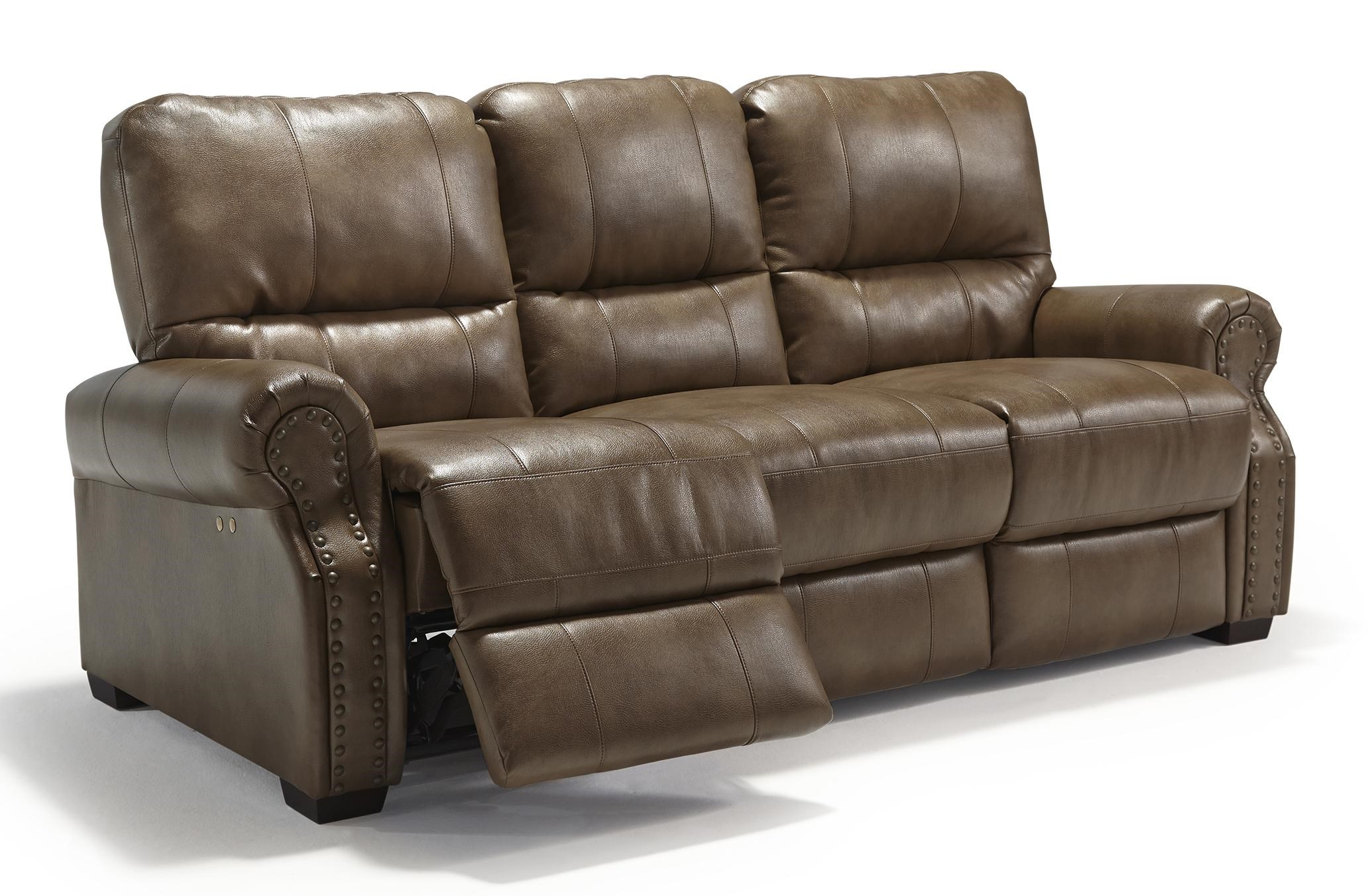 Bonded Leather Shown No Longer Available from Manufacturer  sc 1 st  Great American Home Store & Best Home Furnishings Lander Transitional Power Reclining Sofa ... islam-shia.org