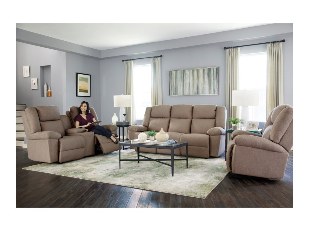 Best Home Furnishings LeoSwivel Glider Recliner