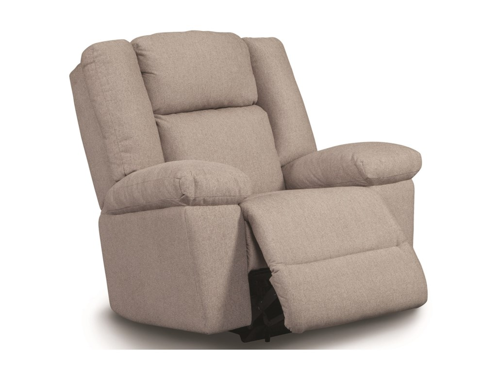 Best Home Furnishings LeoRocker Recliner