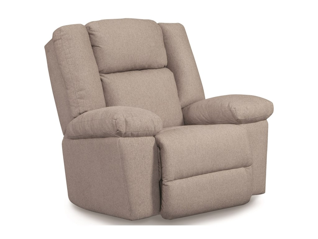 Studio 47 LeoPwr Rocker Recliner w/ Pwr Head & Lumb