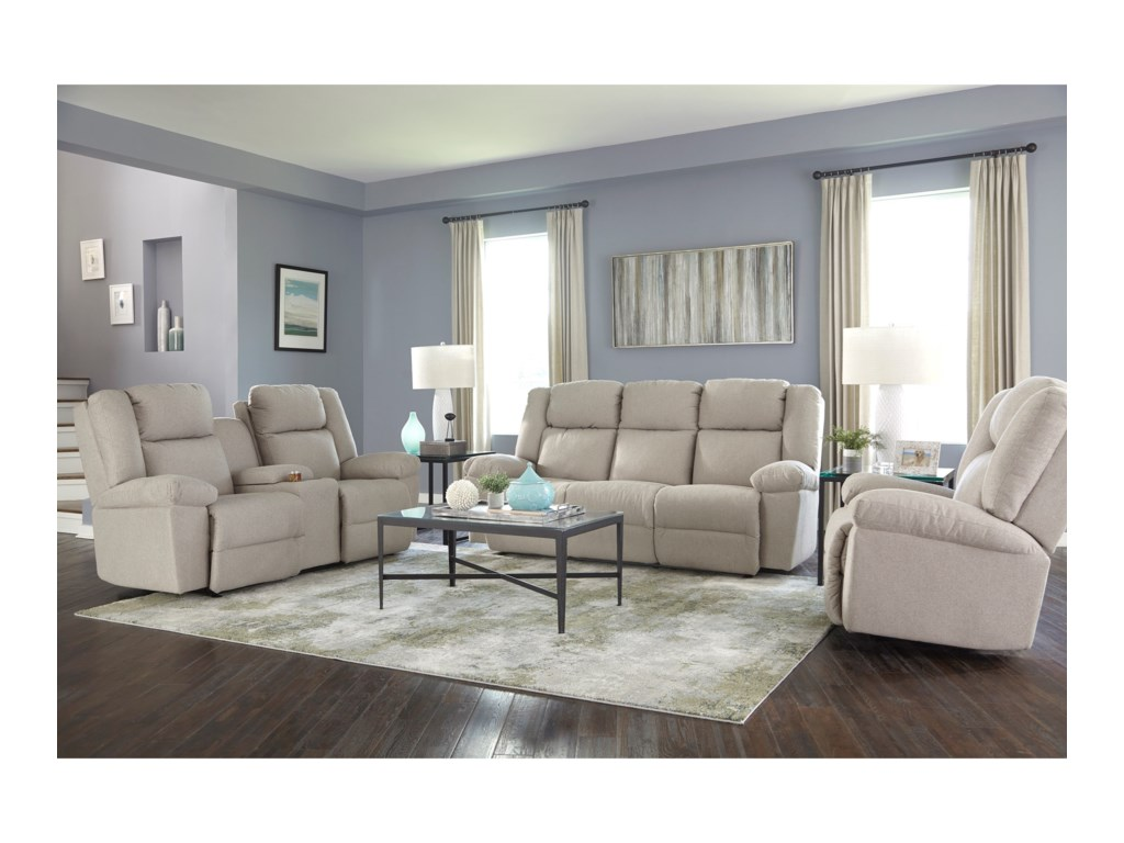 Best Home Furnishings LeoReclining Living Room Group