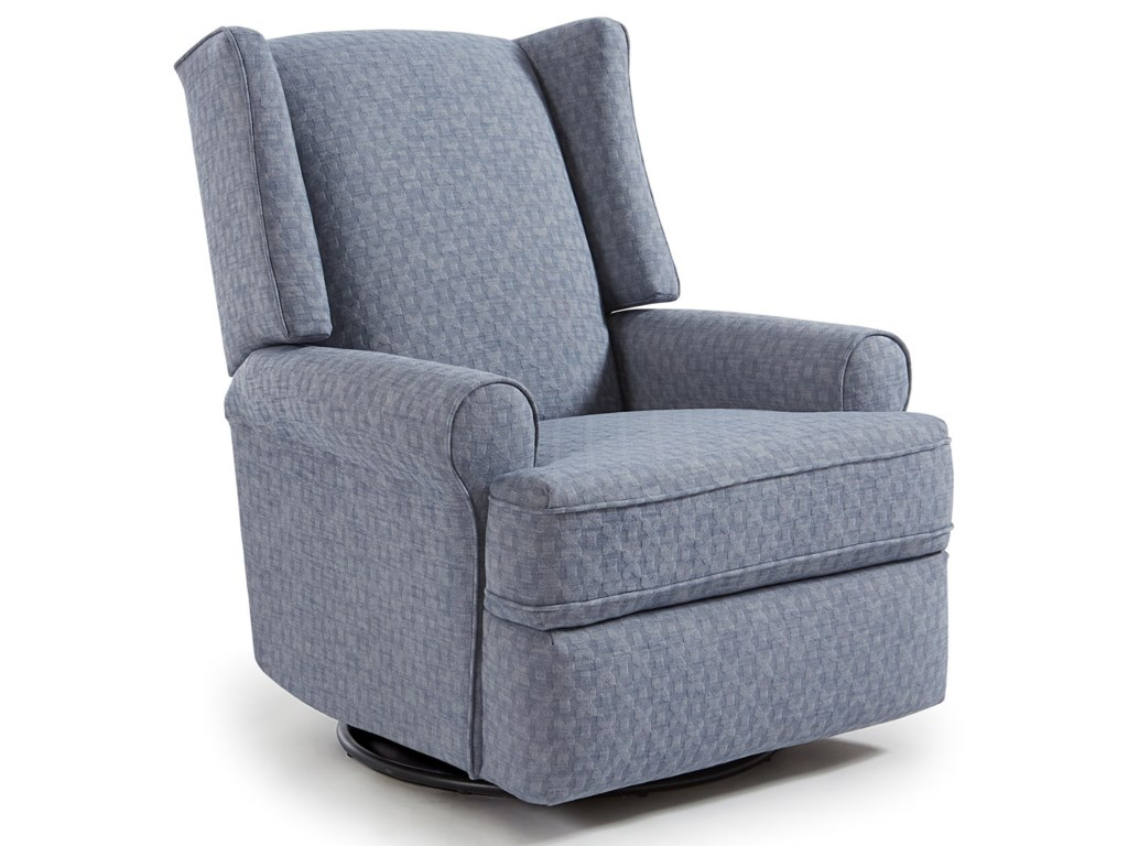 Best Home Furnishings LoganPower Swivel Glider Recliner