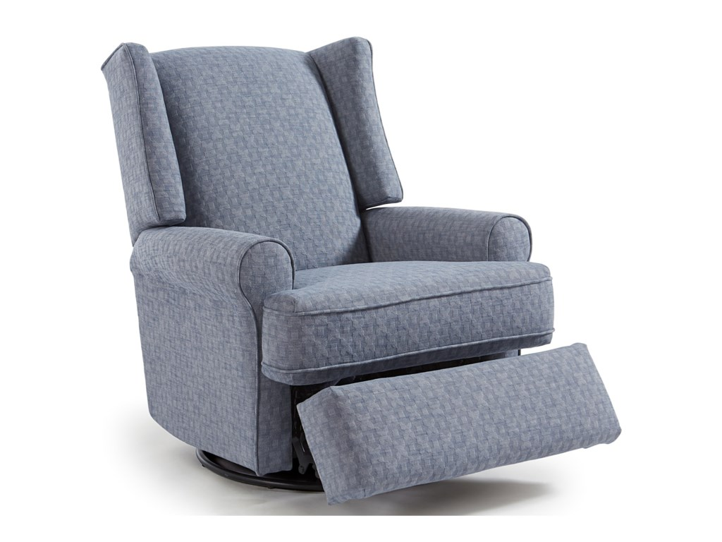 Best Home Furnishings LoganSwivel Glider Recliner