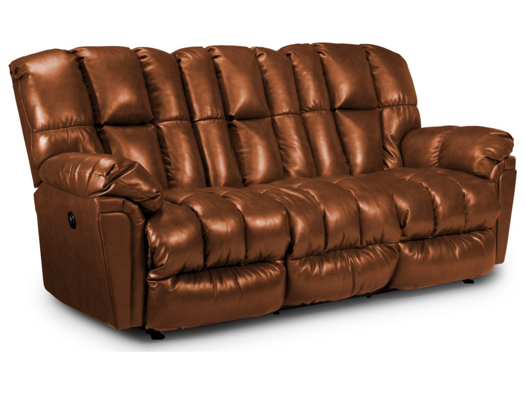Best Home Furnishings LucasPower Reclining Sofa