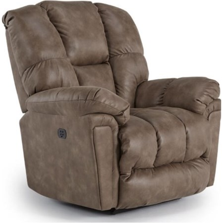 Power Wall Recliner w/ Pwr Headrest