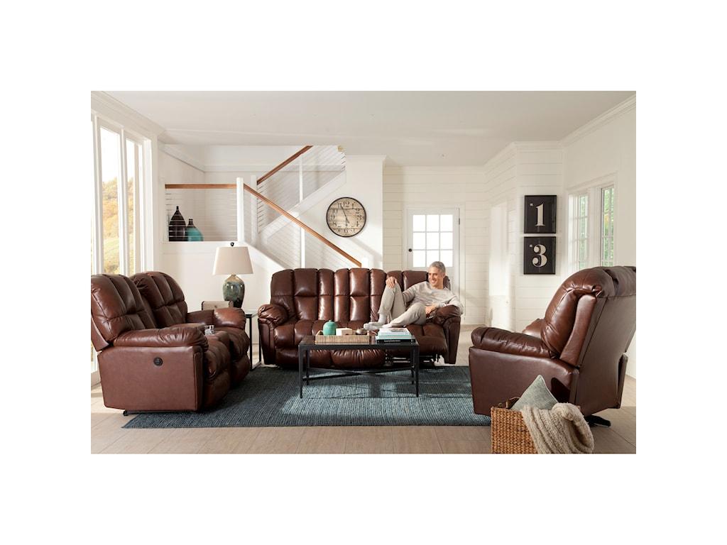 Best Home Furnishings LucasReclining Sofa