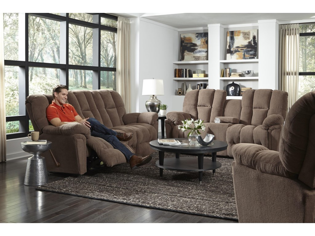 Best Home Furnishings LucasPower Reclining Sofa w/ Pwr Headrest