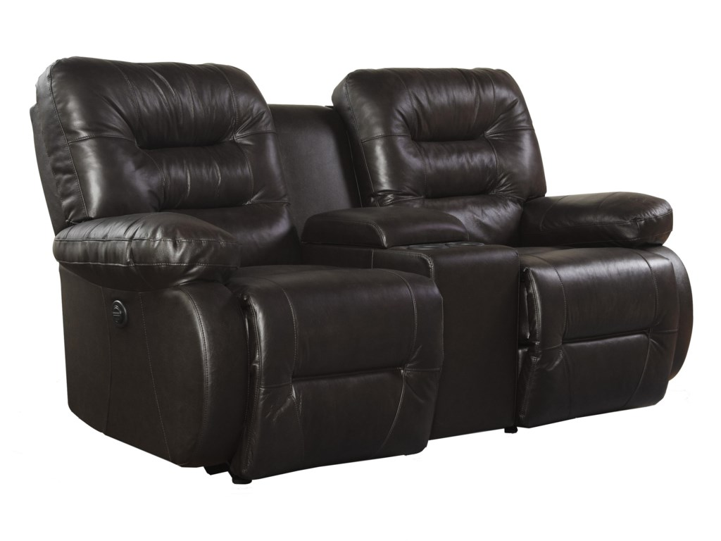 Best Home Furnishings MaddoxConsole Rocker Loveseat Chaise