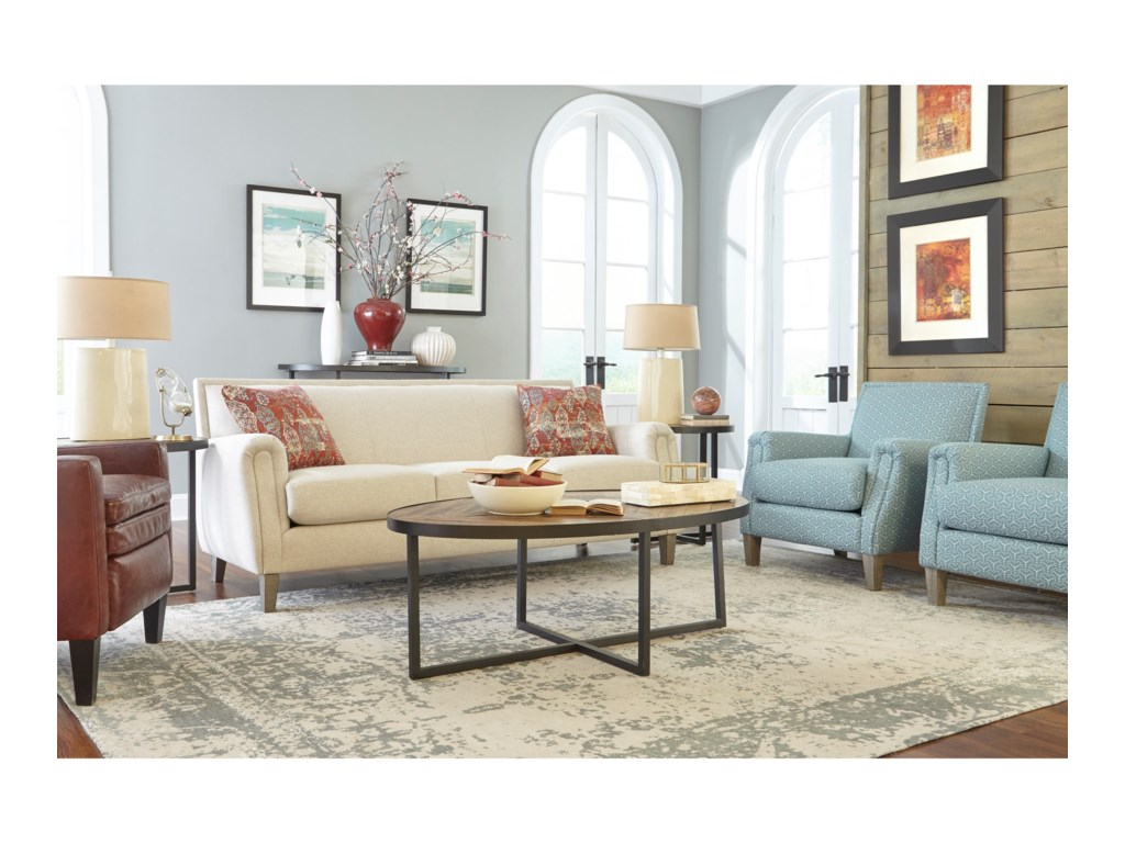 Best Home Furnishings Madelyn Living Room Group | Furniture and ...