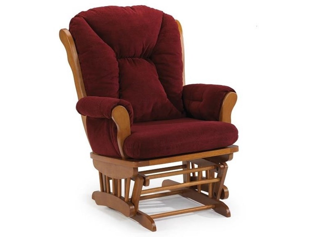 Best Home Furnishings ManuelGlide Rocker
