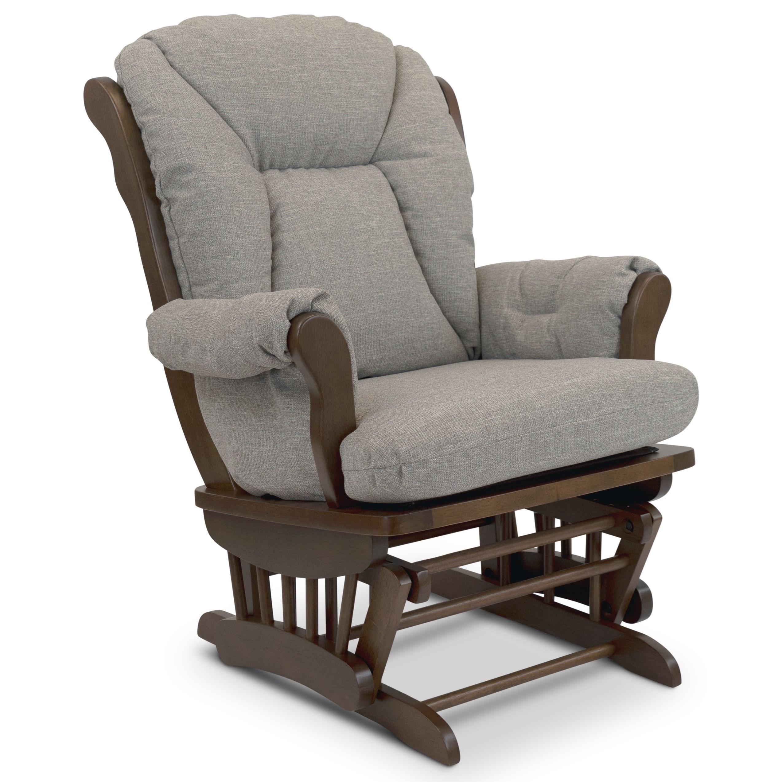 Upholstered Glide Rocker