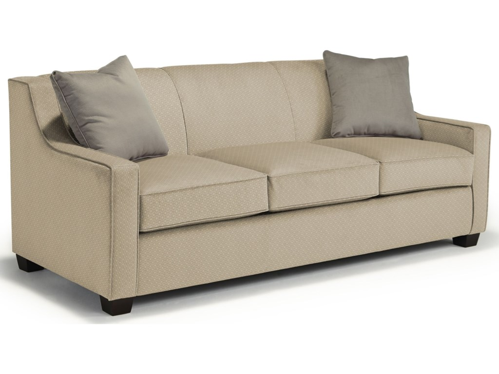Best Home Furnishings MarinetteQueen Air Dream Sleeper