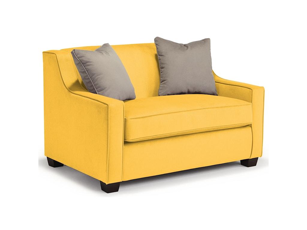 Best Home Furnishings MarinetteTwin Air Dream Sleeper Chair