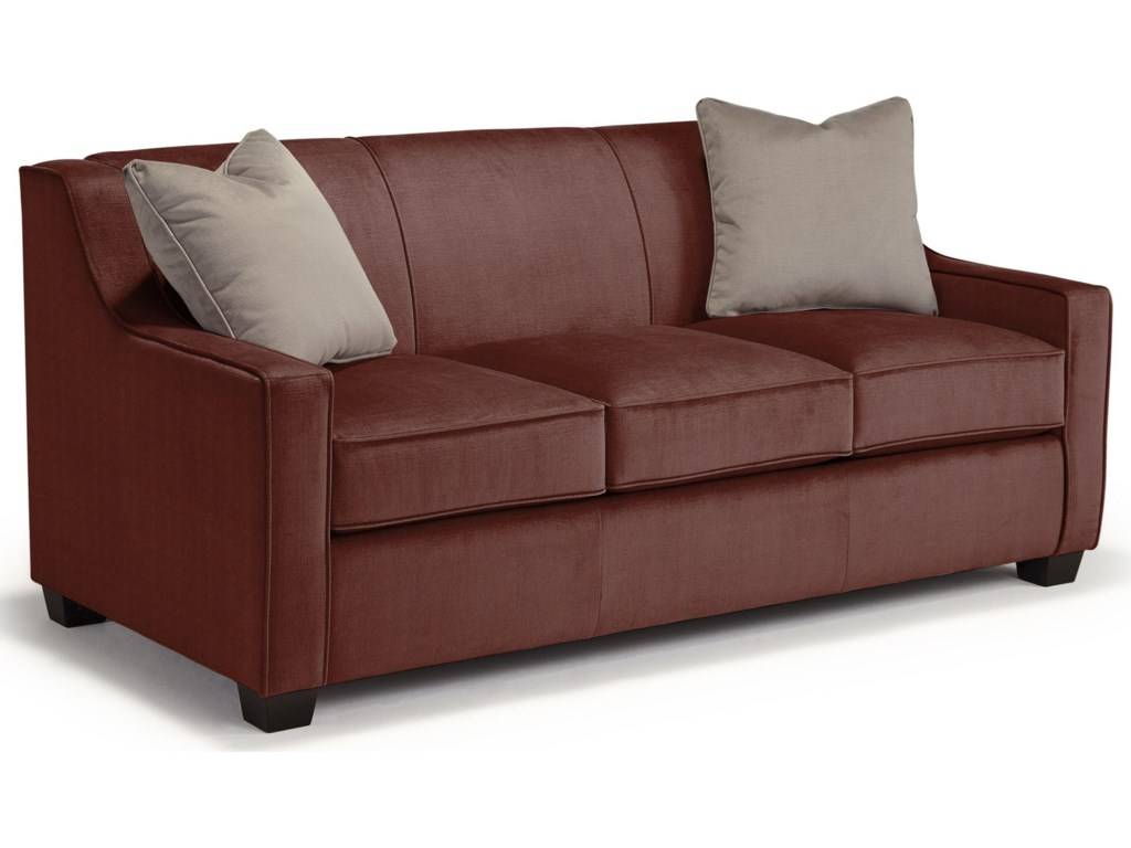 Best Home Furnishings MarinetteFull Air Dream Sleeper