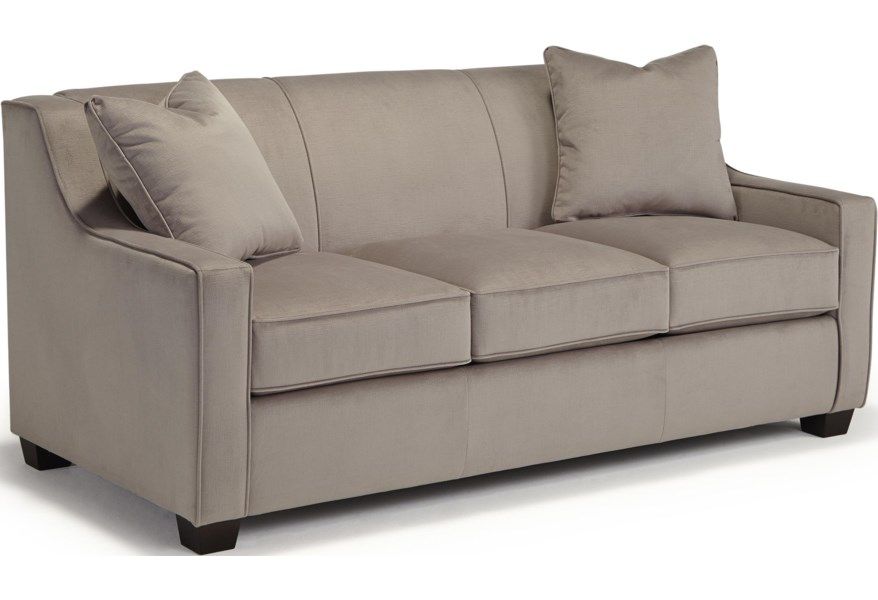 Best Home Furnishings Marinette S20MF Full-Size Sleeper Sofa ...