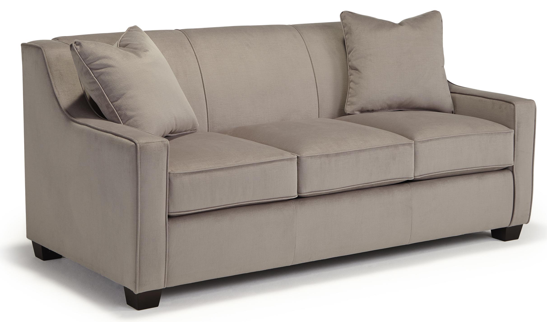 Merveilleux Best Home Furnishings Marinette Full Size Sleeper With Toss Pillows
