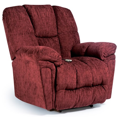 Best Home Furnishings Maurer Casual BodyRest Lift Recliner