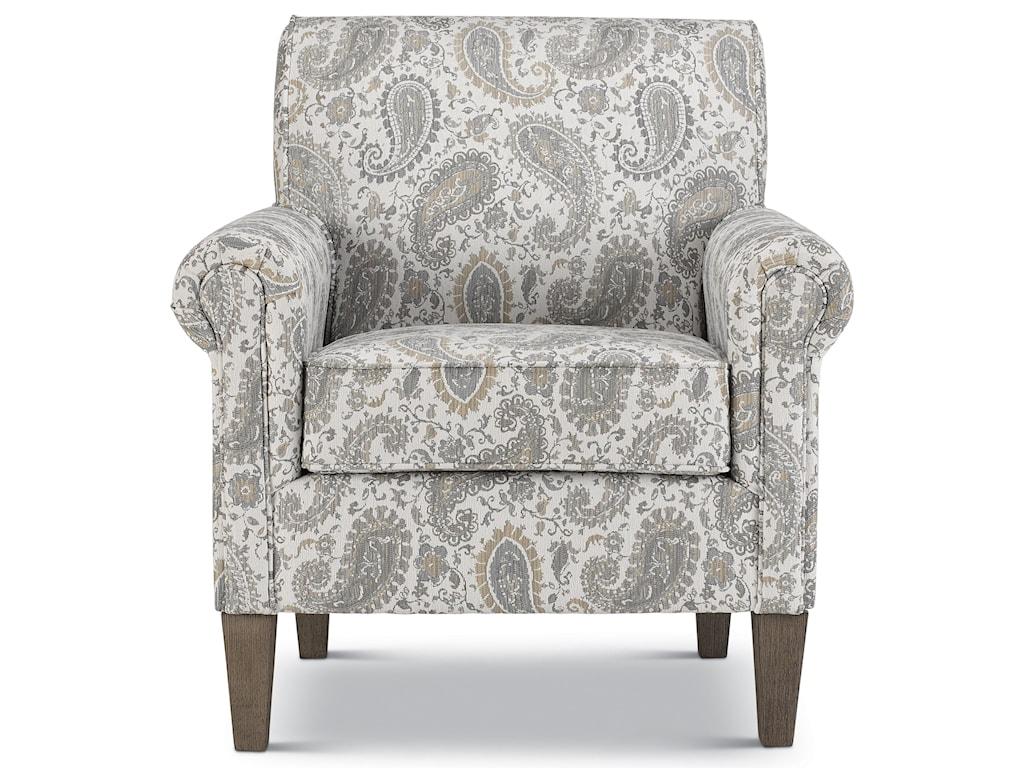 Best Home Furnishings McBrideClub Chair