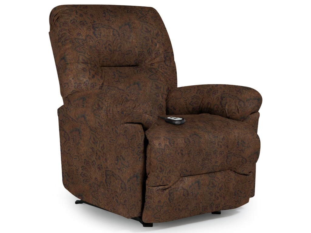 Best Home Furnishings Medium ReclinersRodney Power Lift Recliner