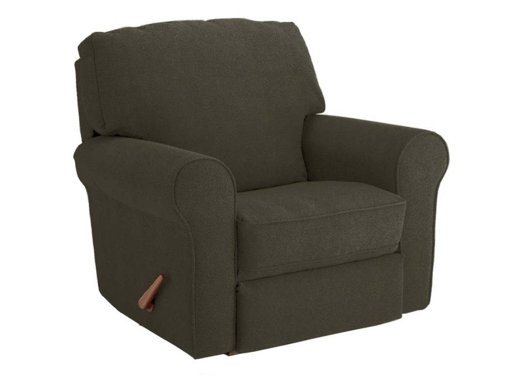 Best Home Furnishings Medium ReclinersIrvington Wall Saver Recliner