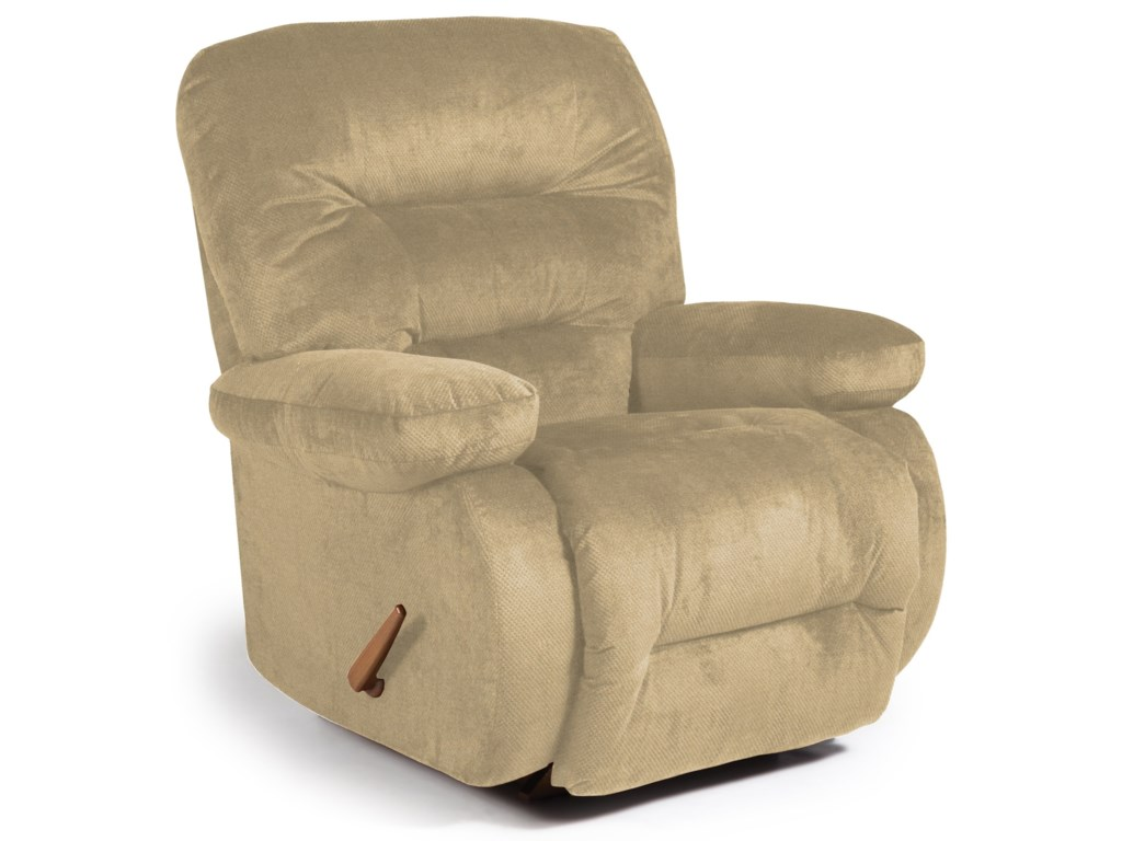Best Home Furnishings Medium ReclinersMaddox Rocker Recliner