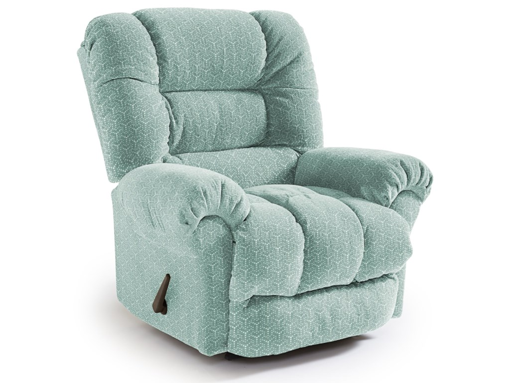 Best Home Furnishings Medium ReclinersSeger Wallhugger Recliner